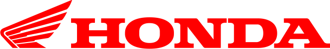 Image of a honda logo in red