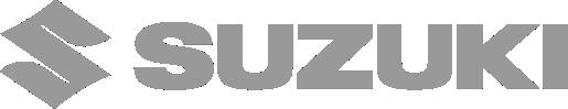 Image of a Suzuki Logo in grey